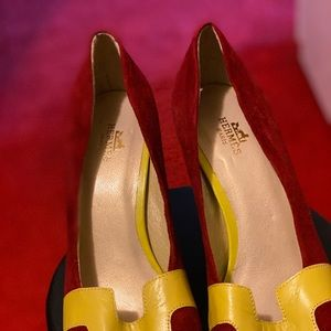 Hermès Heels